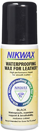 Price comparison product image Nikwax Unisex Waterproofing Wax For Leather,  Black,  100ml