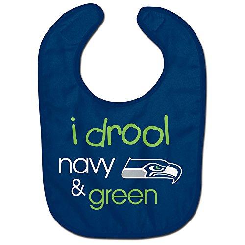 Wincraft NFL Seattle Seahawks WCRA1962214 All Pro Baby Bib