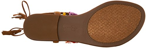 Simpson Women's Jessica Honey Brown Kamel 4AdAwRq