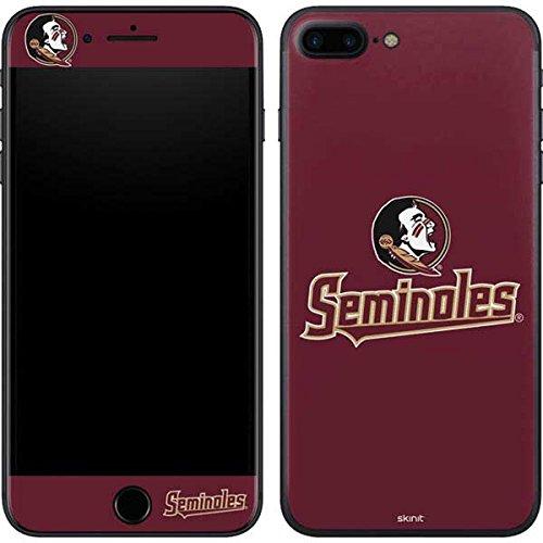 be13f8ce05647 Amazon.com: Skinit FSU Seminoles iPhone 8 Plus Skin - Officially ...