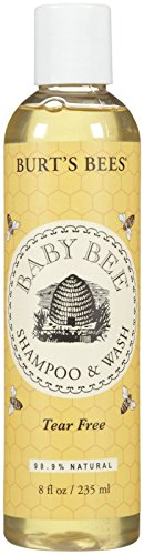Burt's Bees Baby Bee Shampoo and Body Wash - Scented - 8 oz