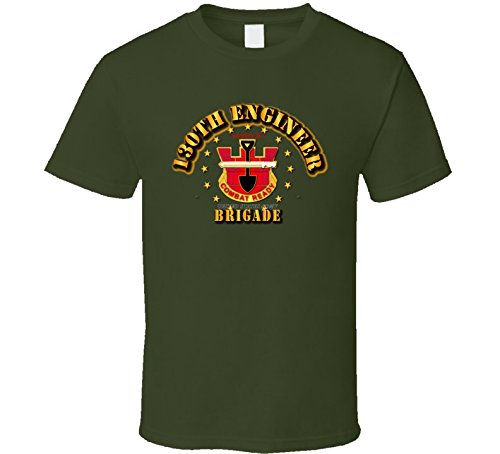 3XLARGE - 130th Engineer Brigade - Military Green ()