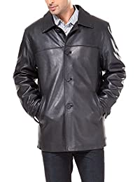 Amazon.com: Big & Tall - Leather & Faux Leather / Jackets & Coats ...