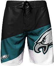NFL Philadelphia Eagles Mens Color Dive Team Swim Suit Boardshortscolor Dive Team Swim Suit Boardshorts, Team