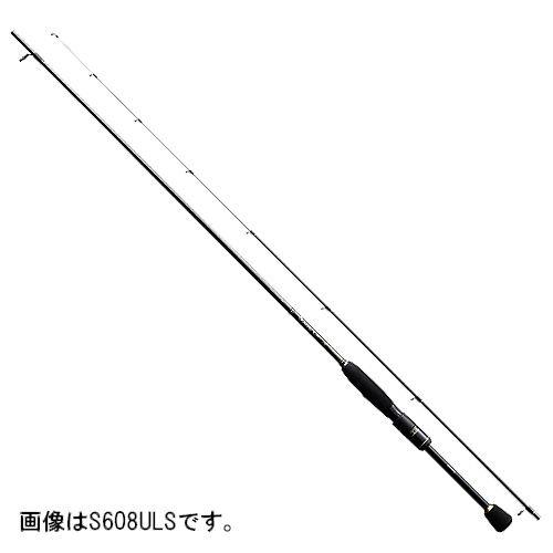 シマノ ロッド ソアレ CI4+ アジング S608ULSの商品画像