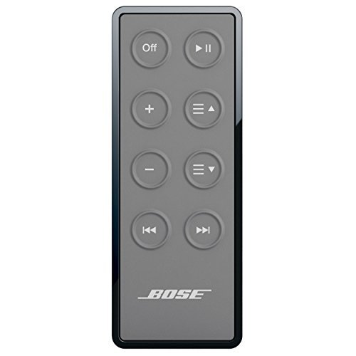 Bose SoundDock Remote for Portable, Series II and Series III - Black