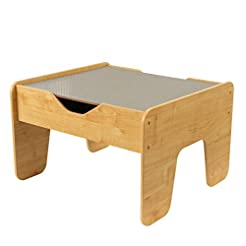 KidKraft 2-in-1 Activity Table with Boar...