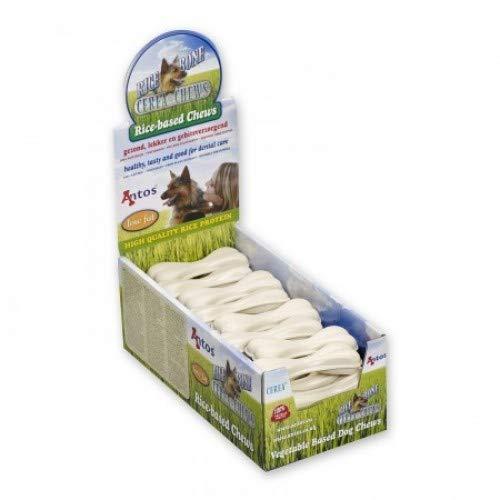 Antos Rice Bone Natural Dog Chew, Single Item