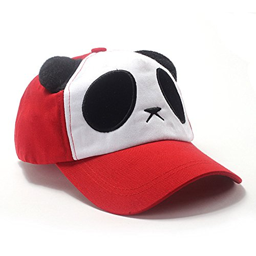 Gbell Toddler Cute Panda Baseball Cap Hats for Boys Girls ()