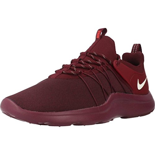 Nike Men's 819803-600 Trail Running Shoes Red (Night Maroon / Night Maroon-phantom)