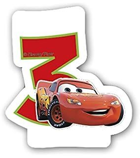 Disney Cars Bougies D Anniversaire Lot De 12 Amazon Fr Jeux Et Jouets