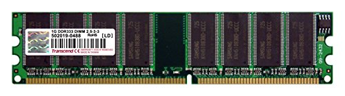 TRANSCEND 1GB DDR333 DIMM