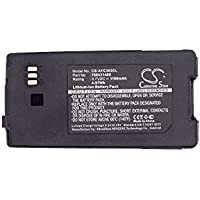 Cameron Sino 1100mAh Li-ion Battery For Avaya 3631, 3631 Comcode, SMT-W5110, SMT-W5110C, SMT-W5110B, fits Avaya 700431489, 700431497