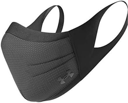 Under Armour Sports Facemask - Black/Black Large/XL