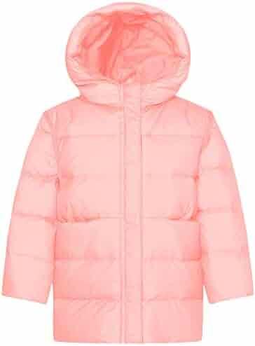 Goodkids Boys Girls Packable Lightweight Vest Puffer Jacket Stripe Sleeveless Padded Zipper Waistcoat