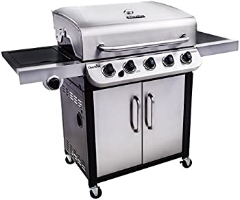 Char Broil Performance 550 5-Burner Cabinet Gas Grill