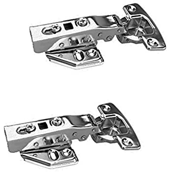 Bon FYRONDY Full Overlay Stainless Steel Soft Slow Close Kitchen Cabinet Door  Hinges,ONE Pair (