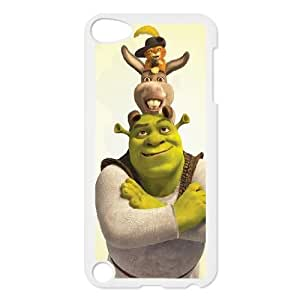 shrek donkey and puss in boots shrek the final chapter iPod Touch 5 Case White xlb2-042828