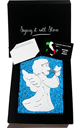 Wings Italia (Guardian Angel Handmade in Italy - With Box & Card)