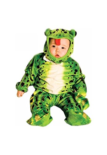 Frog Plush Green Toddler Costume - Infant (6-12 months)