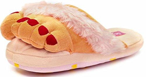 RTB - Zapatillas de estar por casa para hombre rosa - rosa pastel