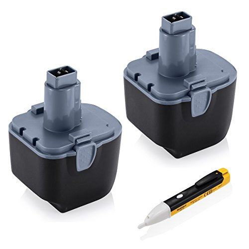 - Powerextra 18 Volt 3.0Ah 2 Pack Replacement Battery Compatible with Lincoln Lube Cordless Powerluber Battery 1801 Lincoln 1842, 1844, 1444, 1442 Lincoln 18V Battery