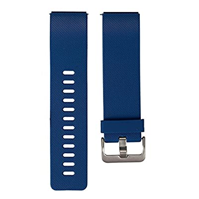 bayite Accessories Replacement Classic Bands for Fitbit Blaze Smart Watch, Large , Small 5.5 - 6.7 6.7-8.1 inches