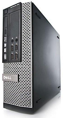Dell OptiPlex 7010 SFF 3rd Gen Quad Core i5-3470 8GB 250GB DVDRW Windows 10 Professional 64-Bit Desktop PC Computer (Certified Refurbished)