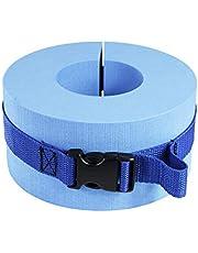 حزام عائم للسباحة من GoolRC للسباحة وعوامة الساق وعوامة وعوامة وعوامة من مادة EVA الإسفنجية للسباحة للأطفال والكبار