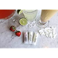 HAPPY HOUR Cocktail Lip Balms - Set of 3 Funny gift - Stocking Stuffer