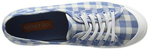 Chowchow Blue Donna Blue Blu Rocket Sneaker Dog RYvHnq5