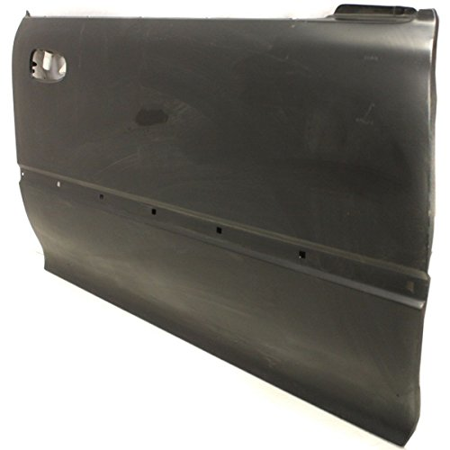 Diften 120-A6708-X01 - New Door Skin Front Passenger Right Side Primered RH Hand Civic HO1303102