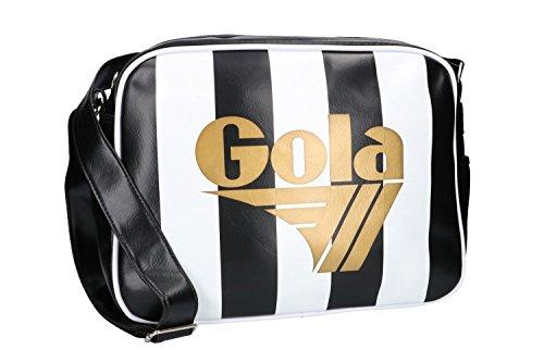Bandolera hombre messanger GOLA negro bolsa con bandolera VF280