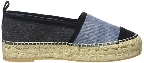 Sonia Rykiel Women's Espadrilles Multicolour (Black/Jean/Denim 009) discount shop gpdsJ2U