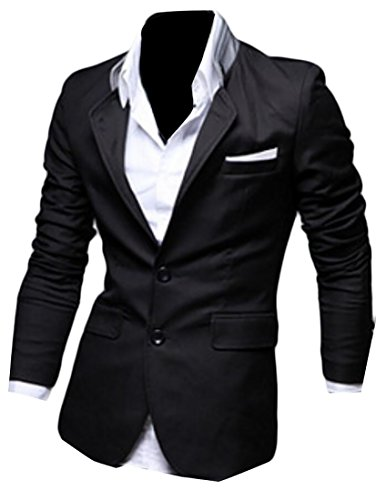 men british style blazer - 3