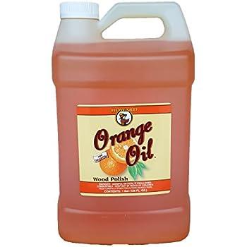 Amazon Com Howard Orange Oil Hardwood Floor Cleaner 128oz