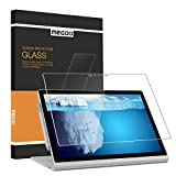 Microsoft Surface Book 2 (15 inch), Screen Protector Megoo, [HD Tempered Glass ] Anti-Scratch Easy Installation Screen Shield Protector Surface Book 2-15 inch