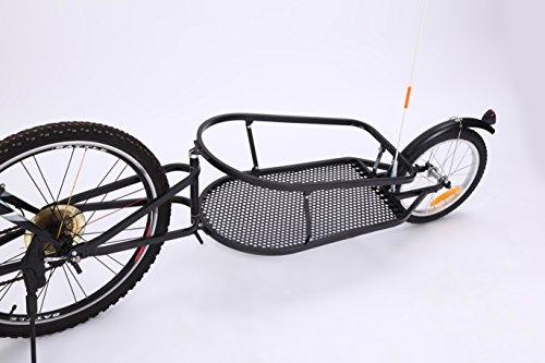 Sepnine single wheel bike cargo trailer aluminium frame 8002T ...