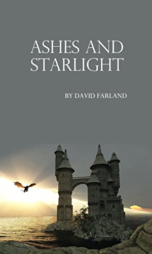 book cover of Ashes and Starlight