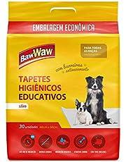 Baw Waw Tapetes Higiênicos Slim para cães