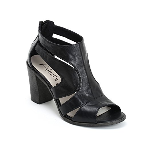Scarpe Sandali Nero Alesya amp;scarpe Alti Donna UYBn8q7