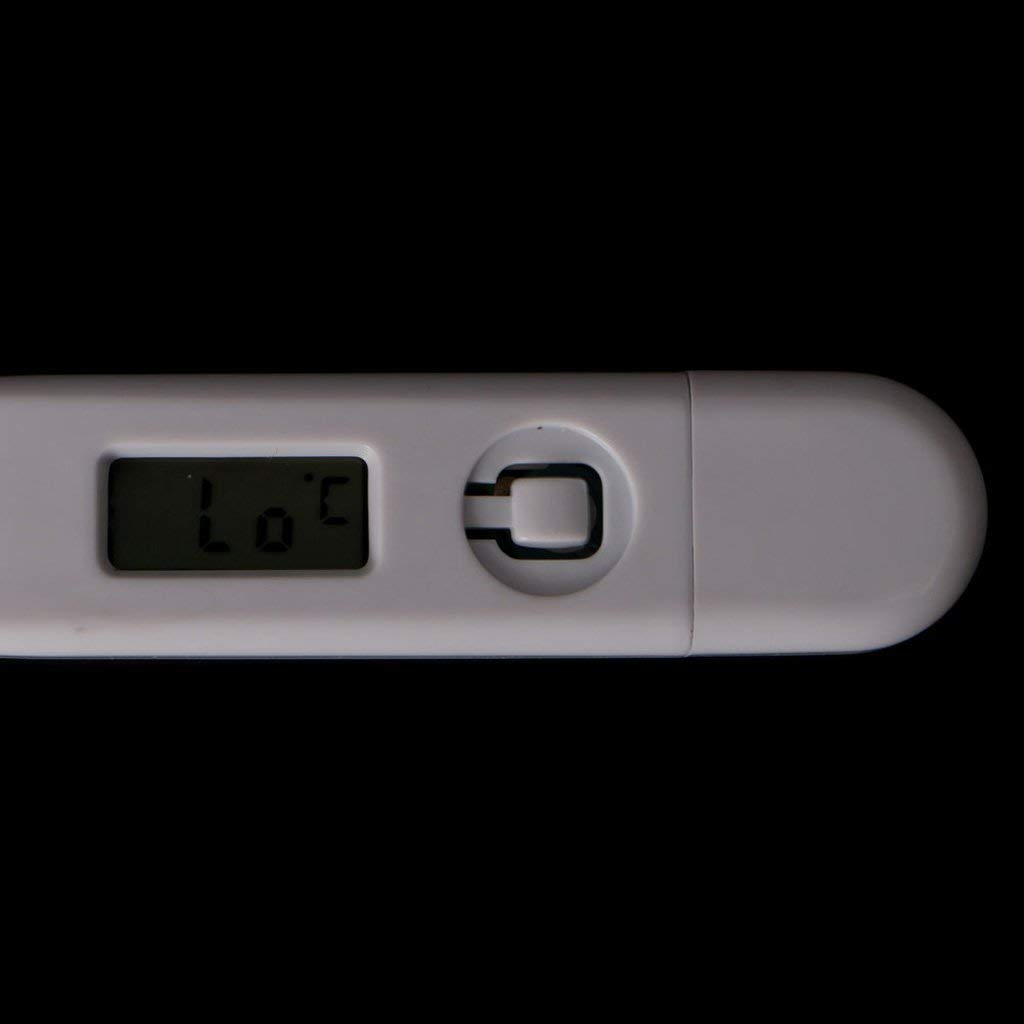 DENGHENG Home LCD Digital Medical Baby Body Thermometer Mouth Underarm Temperature