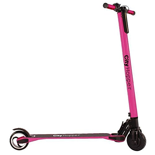 City Hopper - Patinete eléctrico 10,4 Ah rosa: Amazon.es ...