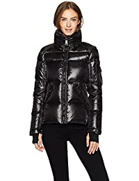 Women's Freestyle Down Coat With Thumbhole Cuffs