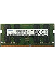 Samsung 32GB DDR4 2666MHz RAM Memory Module for Laptop Computers (260 Pin SODIMM, 1.2V) M471A4G43MB1