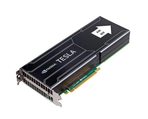 HP B3M66A NVIDIA Tesla K10 - GPU computing processor - 2 GPUs - Tesla K10 - 8 GB GDDR5 - PCI Express 3.0 x16 - for ProLiant SL250s Gen8 by HP