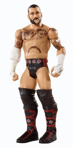 WWE World Champions CM Punk Action Figure by WWE