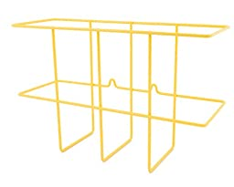 ZING 7199 Eco Binder Holder, Wire Wall Rack, Hardware Included