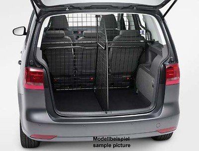 Volkswagen 1T0017222B Partition Grille Longitudinal for Touran 5-Seater Without Variable Load Space