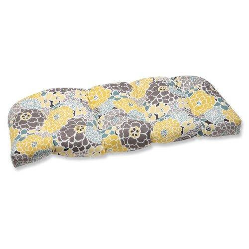 bloom wicker loveseat cushion